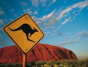 Stage Australië